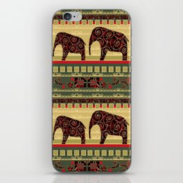 African motifs. iPhone Skin