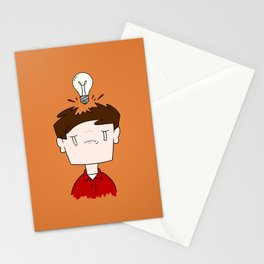 This better be a good idea! Stationery Cards