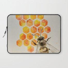 Honey bee Laptop Sleeve