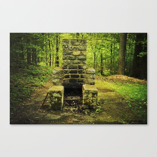 Recreation Canvas Print