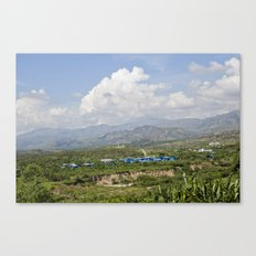 The Samaritan's Purse Canvas Print