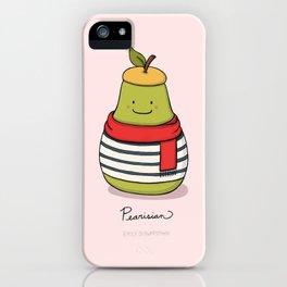 Pearisian iPhone Case