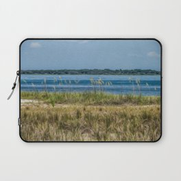Relax on the Island Laptop Sleeve