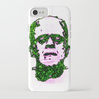 frank iPhone & iPod Cases featuring Frank by Fimbis