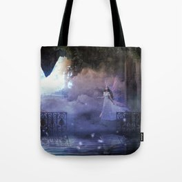 Maybe we are all gone Tote Bag