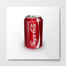 Enjoy Fag'a'cola Metal Print