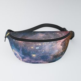 Carina Nebula's Hidden Secrets Fanny Pack