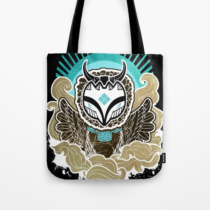 Sky Lord Tote Bag