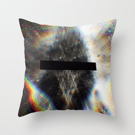 THE END II Throw Pillow