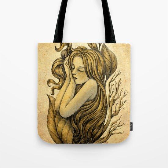 Little Rhizome Tote Bag