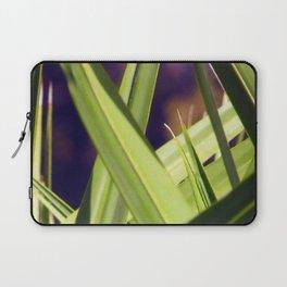 Palmetto Fronds Laptop Sleeve