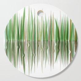 Reed Phragmites Australis Cutting Board