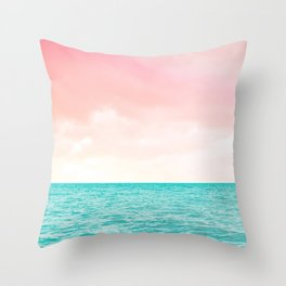 Cure Throw Pillow