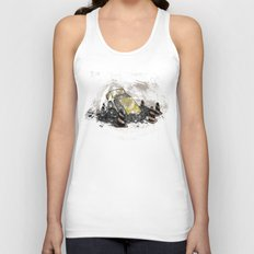 Where is? daddy Unisex Tank Top