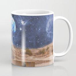 PLANET EARTH, THE UNIVERSE AND I Coffee Mug