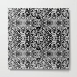 Phillip Gallant Media Design - Pattern II June 21 2020 By Phillip Gallant Metal Print