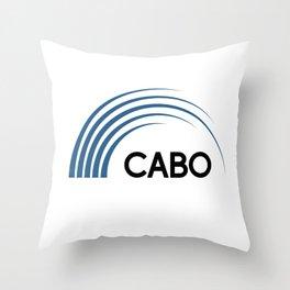 Cabo Throw Pillow