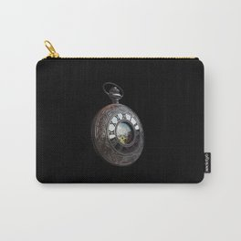 vintage clock_21 Carry-All Pouch