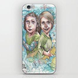 Friends iPhone Skin