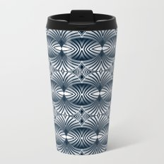 Indigo Fans Metal Travel Mug