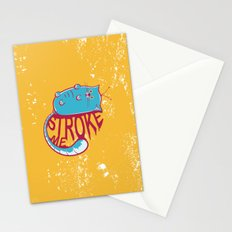 Stroke Me Stationery Cards
