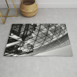 The Gherkin, London Rug