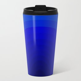 Blue Depths Travel Mug