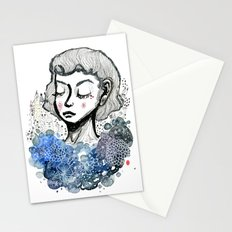 Girl's Dream Stationery Cards