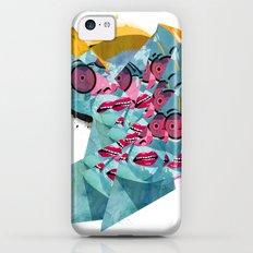 031112 iPhone 5c Slim Case