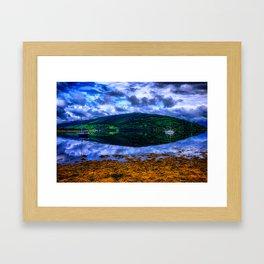 Loch Fyne Inveraray Scotland Framed Art Print
