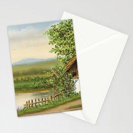 At Lake Stationery Cards