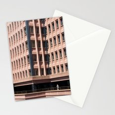 Urban loneliness Stationery Cards