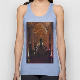 Pillars Of Light! Unisex Tank Top