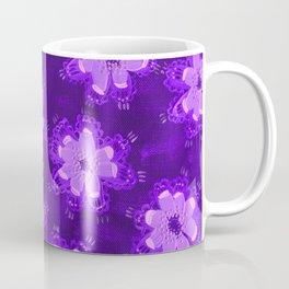 Violet Hill Rose Coffee Mug