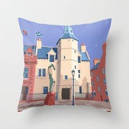 Dunbar Throw Pillow