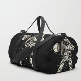 Space Baseball Astronaut Duffle Bag