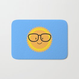 Sunglasses Bath Mat