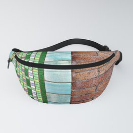 Mixed, not Matched Fanny Pack