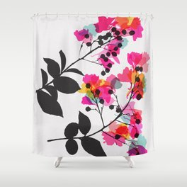 myrtle 1 Shower Curtain