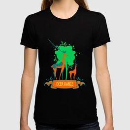 Deer Dance T-shirt