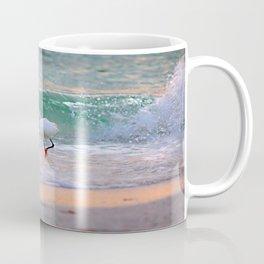 The Sun has set On The shoreline Coffee Mug