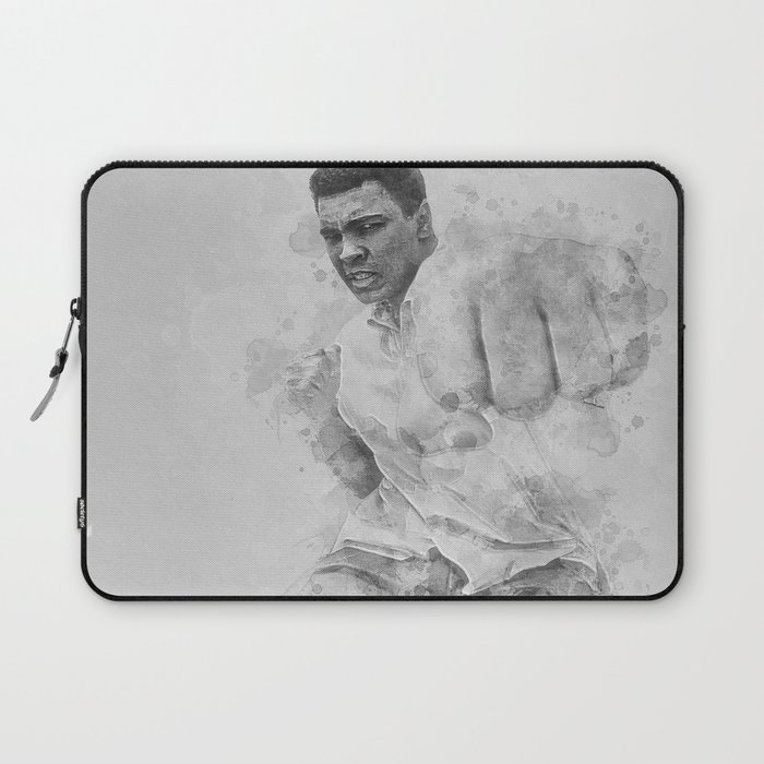 Float Like A Butterfly Laptop Sleeve