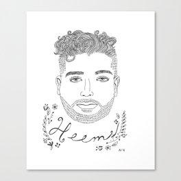 Heems Canvas Print