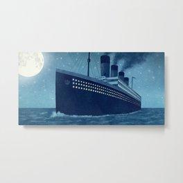 Night Voyage  Metal Print