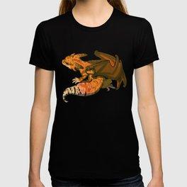 Leopard Gecko Dragon T-shirt