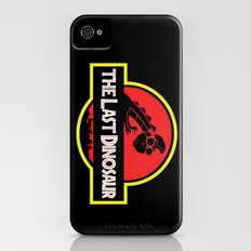 The Last Dinosaur Slim Case iPhone (4, 4s)