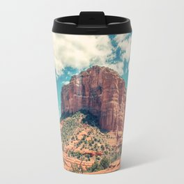 Courthouse Butte Travel Mug