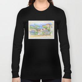 Lx, Avenida 24 de Julho. Long Sleeve T-shirt