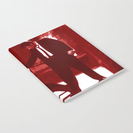 Minimalistic Reservoir dogs Notebook