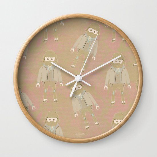 Toy Wall Clock